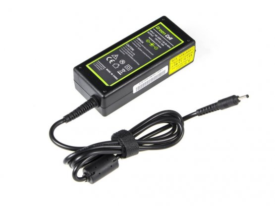 Adaptér ADP-65MH B pro Acer, Samsung 60W | 19V | 3,16A | 3.0mm-1.1mm - A04 Adaptér pro notebook: dle specifikace