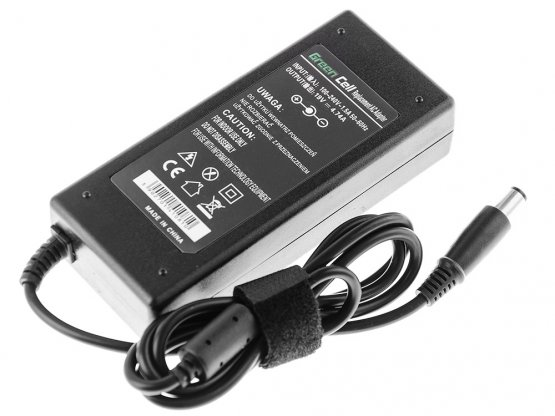 Adaptér 384021-001 pro HP 90W 19V 4,74A 7,4mm-5,0mm - A02 Adaptér pro notebook: dle specifikace