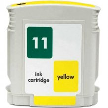 Kompatibilní cartridge HP 11 Y