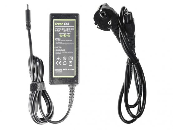 Adaptér ADP-65UH A pro Sony 65W | 19,5V | 3,34A | 6.5mm-4.4mm - A03 Adaptér pro notebook: dle specifikace